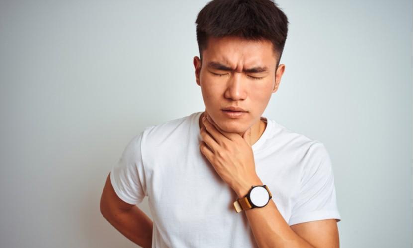 想咳嗽時「多吞口水」可達控制咳嗽效果!